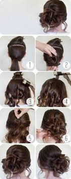 Festliche Frisuren Lange Haare Zum Selber Machen by 1001 Ideen Wie Sie Effektvolle Hochsteckfrisuren Selber Machen