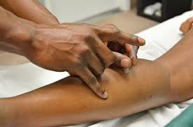 study of acupuncture for low study points to acupuncture to reduce period