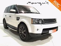 range rover land rover white used fuji white land rover range rover sport for sale derbyshire
