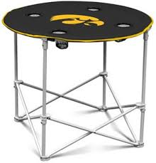 ncaa team tailgate tables home