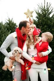 card idea holiday photo shoot family portraits