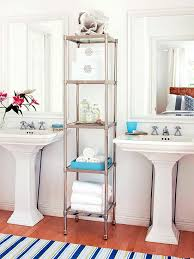 Bathroom Tower Shelves Herbed Mustard Marinade Recipe Creative Storage Bathroom