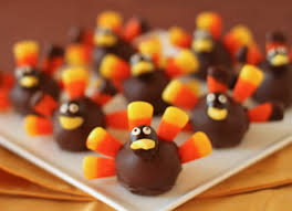diy chocolate turkeys for thanksgiving chocolate turkey