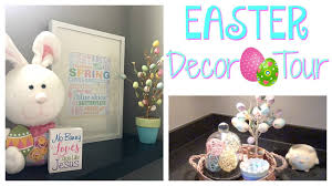 easter u0026 spring home decor tour 2017 dollar tree marshalls