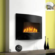 electric wall fireplace wall mount electric fireplaces linear