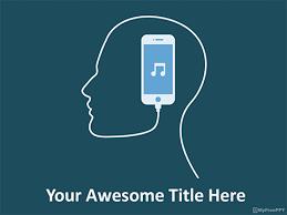 free singing powerpoint templates myfreeppt com
