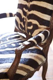 zebra swivel chair 134 best furniture safari style images on pinterest animal
