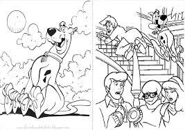 printable scooby doo coloring pages u2014 fitfru style free scooby