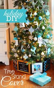 25 great diy tree stands and bases shelterness