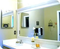 decorate a bathroom mirror large framed bathroom mirrors rustic bathroom mirror wall mirrors
