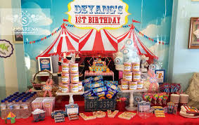 Circus Candy Buffet Ideas by Circus Theme Candy Buffet Table Cute Ideas Pinterest Circus
