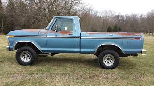 79 ford f150 4x4 for sale 1979 ford f150 4x4 swb bed ranger blue
