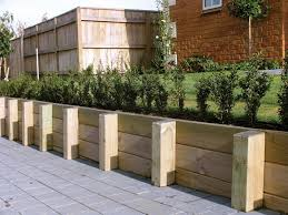 landscaping timber goldpine
