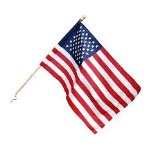 American Flag To Color Shop Decorative Banners U0026 Flags At Lowes Com