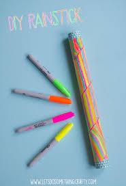 kid u0027s crafts how to make a colourful rainstick