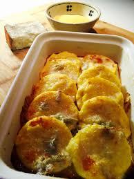 cuisiner gnocchi cuisiner la polenta best of di polenta con fonduta di gorgonzola