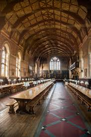 Hogwarts Dining Hall by Keble Freshers 2017