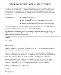 sample job interview thank you letter decline job interview invitation letter choice image invitation