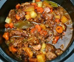 best ever beef stew recipe crockpot stew and snow