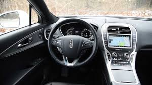 lincoln interior 2016 lincoln mkx review autoguide com news