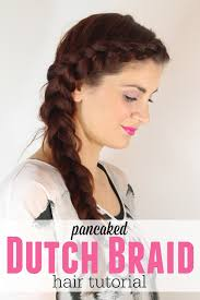 easy hairstyles not braids side dutch braid ma nouvelle mode