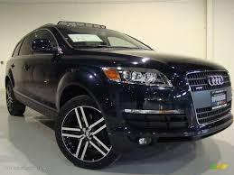 Audi Q7 2007 - 2007 cobalt blue metallic audi q7 3 6 premium quattro 4130394