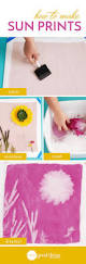 how to use sunshine to make beautiful wall art one good thing by