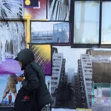 Window Wall Mural Highlands Peel Los Feliz Archives Street As Art