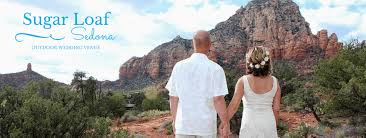 local wedding venues sugar loaf sedona is a sweet local wedding venue spot