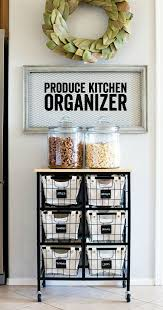 Organization Ideas For Kitchen by Unique Simple Kitchen Organization T And Inspiration