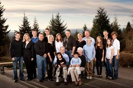 lovely large family photography ideas large family portraits