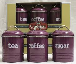 purple canisters for the kitchen purple kitchen canisters inspiration and design ideas for
