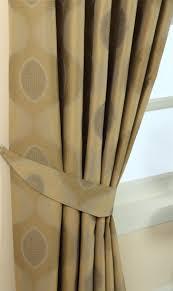 Purple Grey Curtains Jacquard Curtains Tie Backs Pair Modern Curve Design Purple Grey