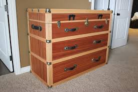 how to rustic corner trunk nightstand u2014 new decoration