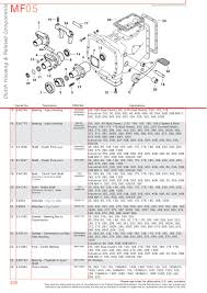 volvo truck parts diagram massey ferguson transmission u0026 pto page 230 sparex parts lists
