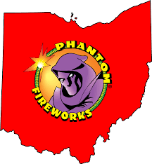 Toledo Ohio Map Phantom Fireworks Locations Ohio