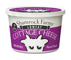 cottage cheese u2013 shamrock farms