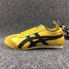 onitsuka tiger by asics mexico 66 mens size 10 black leather