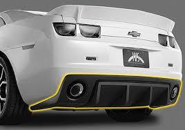 2010 camaro rear diffuser 2010 2013 all makes all models parts hv1006 2010 13 camaro