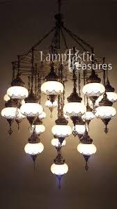 large ottoman chandelier lamptastic