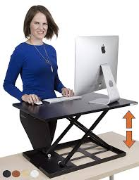 top 10 best adjustable standing desks 2017