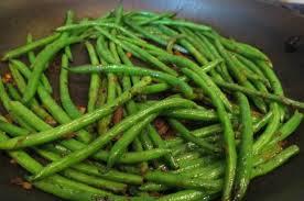 cuisine haricot vert lemon haricot verts with shallots and garlic