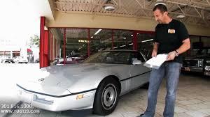 85 corvette price 1985 chevrolet corvette for sale with test drive driving sounds
