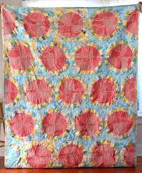 Double Wedding Ring Quilt by Double Wedding Ring Quilt History From Yesterday To Today