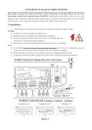 wiring diagram 3 phase motor el 55 emerson process