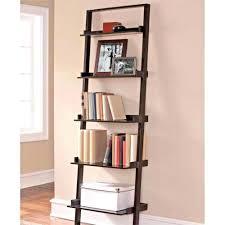 Narrow Bookcases Uk Shelf Tropical Book Shelf Ladder Design Ideas Ladder Style