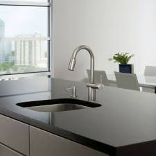 Single Handle Pull Down Kitchen Faucet Moen Kessen Single Handle Pull Down Kitchen Faucet Ideas For The