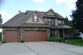 Kansas City Garage Door by Roofing Contractors Kansas City U0026 Lees Summit