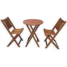 Gp Products Patio Furniture Amazon Com Merry Garden Products Bistro Table And Chair Set