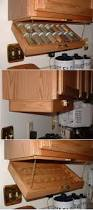 Kitchen Cabinet Spice Rack Slide by Best 25 Spice Racks Ideas On Pinterest Kitchen Spice Racks